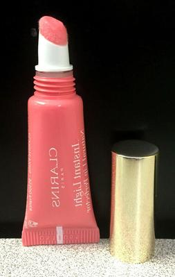 Clarins Instant Light Natural Lip Perfector  .15 OZ  Travel-