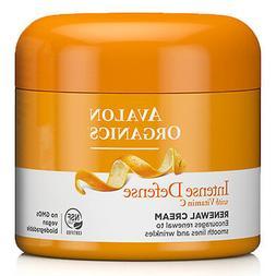 Avalon Organics Vitamin C Renewal Creme, 2 oz