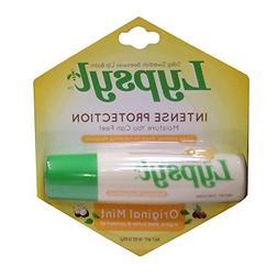 Lypsyl Intense Protection Original Mint, Lip Balm 0.10 oz