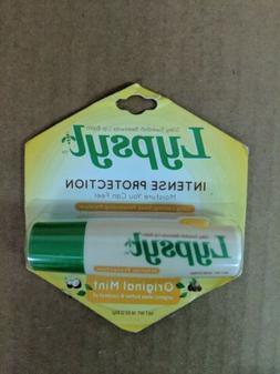 Lypsyl Intense Protection Original Mint, Lip Balm 0.10oz