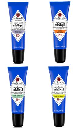 Jack Black Intense Therapy Lip Balm SPF 25 - Choose Your Fla