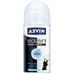 Nivea INVISIBLE  Anti-perspirant Deodorant ROLL-ON for Women
