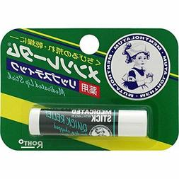 japan rohto medicated balm lipstick heal dry