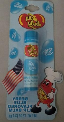 jelly belly berry blue flavored lip balm