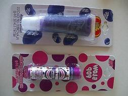 jelly belly blow pop grape flavored lip