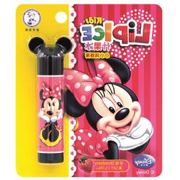 Mentholatum Kids LipIce Strawberry Balm SPF15PA+ Mini Minnie