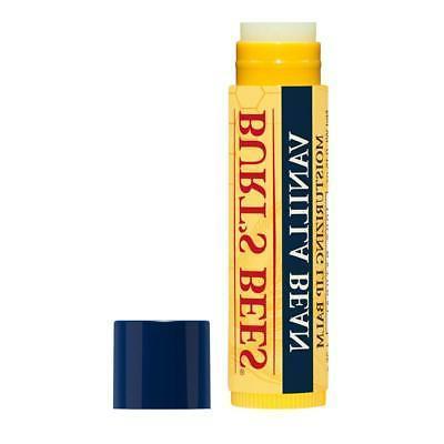 100% Natural Balm, Vanilla 4 Tubes