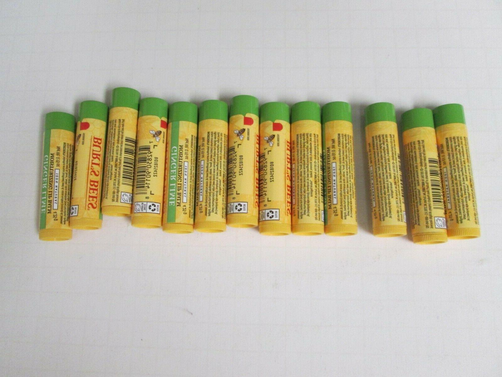 13 burt s bees ginger lime moisturizing