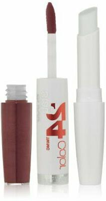 1pc Maybelline New York Superstay 24, 2-step Lipcolor, Alway