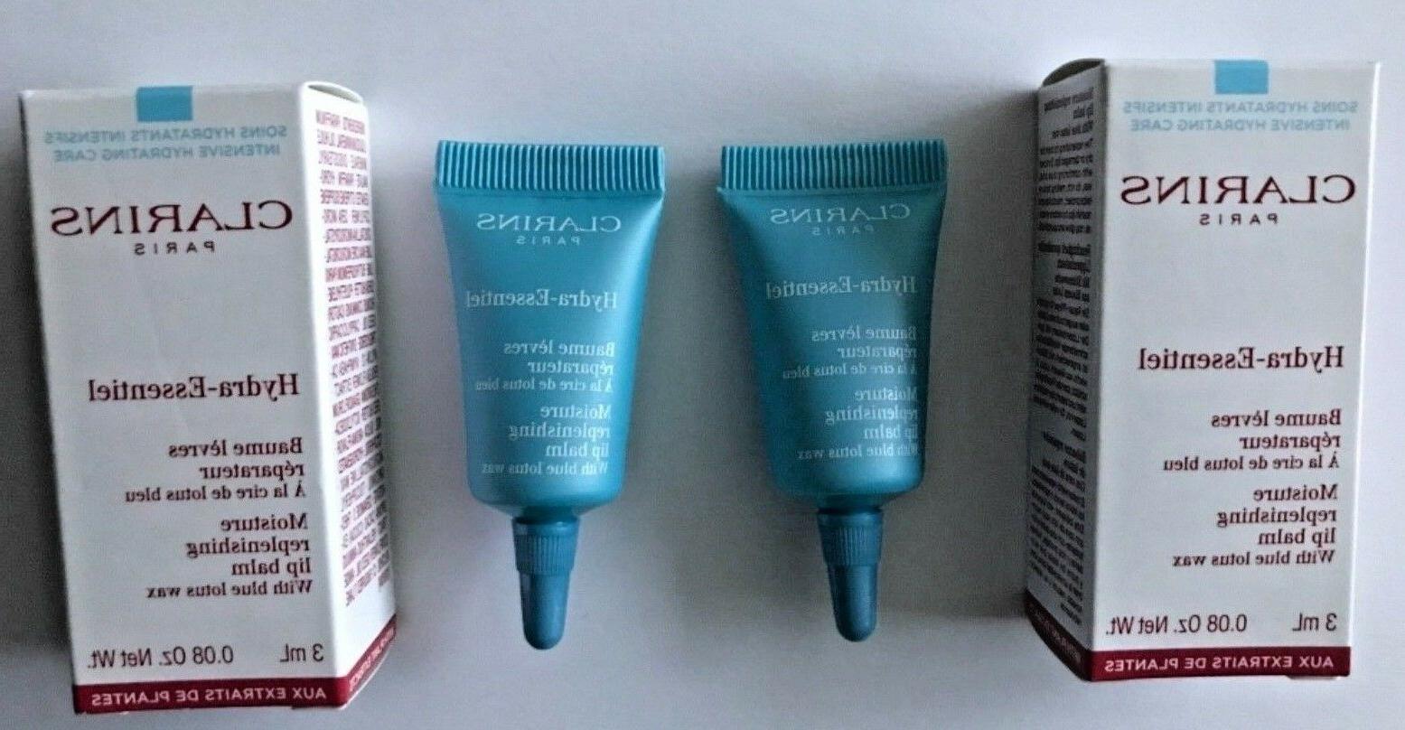 2 hydra essentiel moisture replenishing lip balm