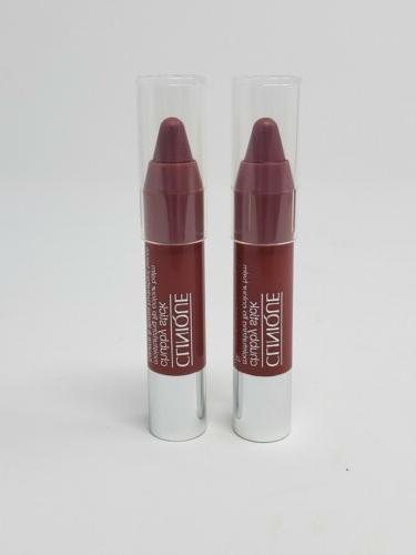 2 new chubby stick moisturizing lip balm
