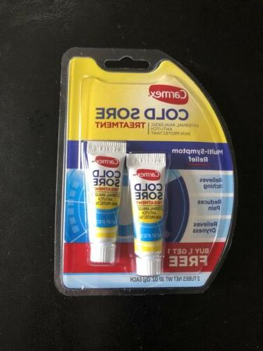2 pack Cold Sore Relief ~NEW/