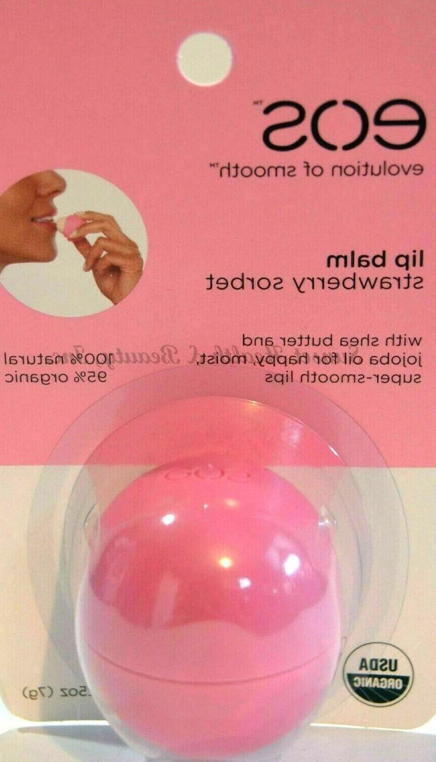 2 smooth sphere evolution lip balm strawberry