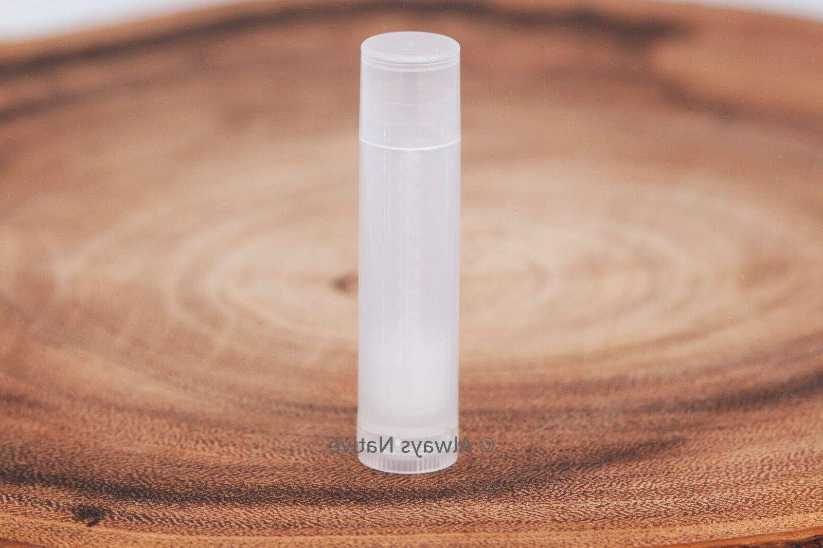200 BALM Tubes Transparent Make lip