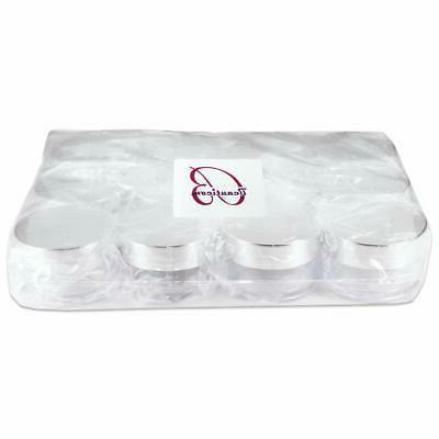 Beauticom Acrylic Jars with Lids for Balms, Make