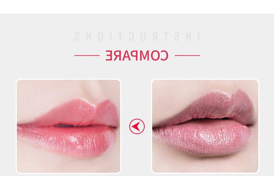 2Pcs Ball Moisturizing <font><b>Lip</b></font> Protector <font><b>Shea</b></font> Lipstic Protector Pomade Cosmetic