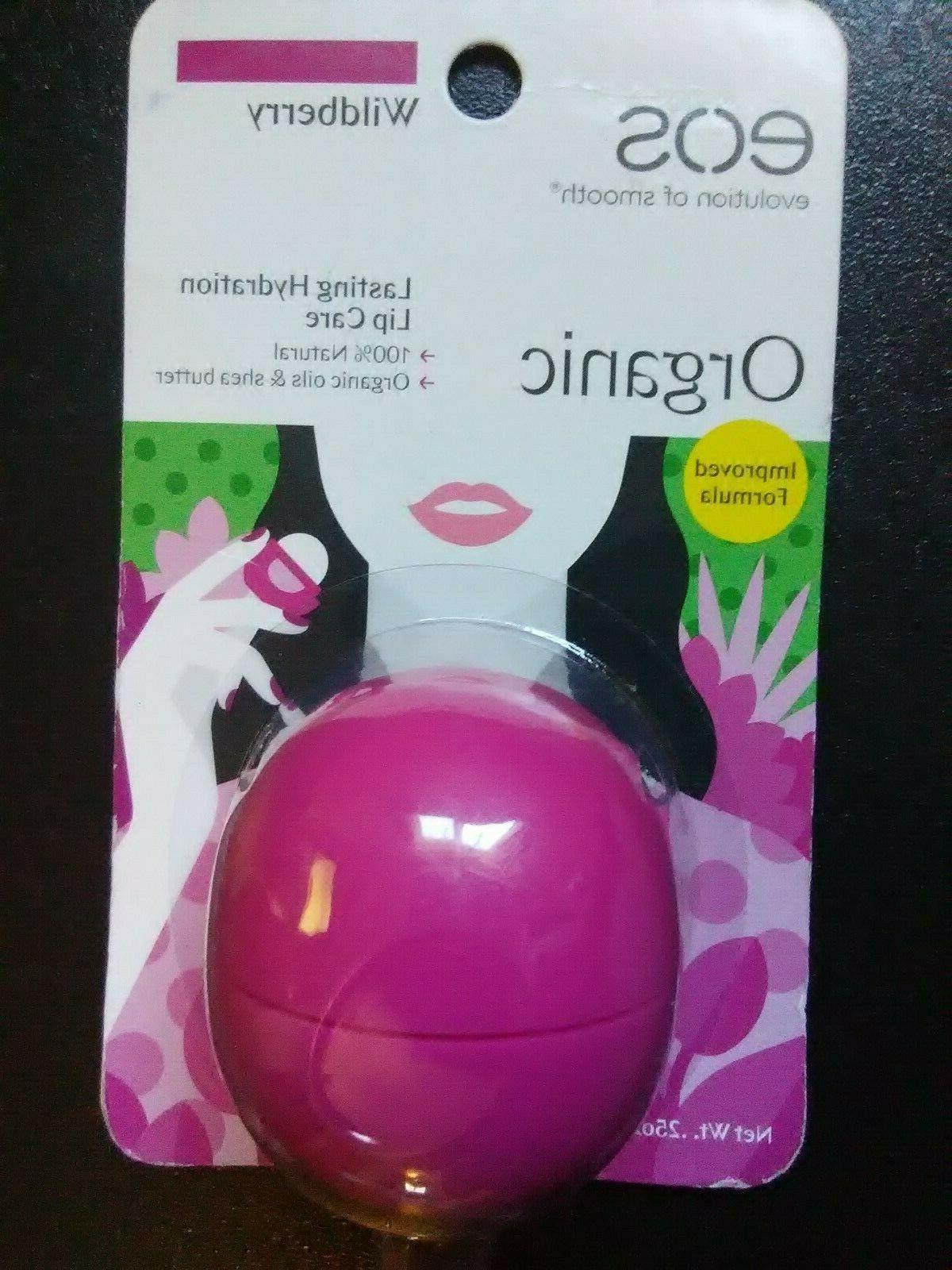 2x crystal lip balm spheres natural organic