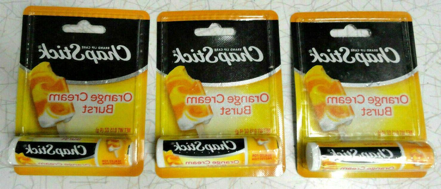 3 pack 15 oz orange cream burst