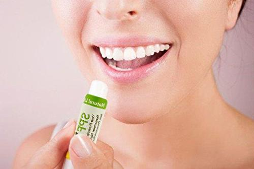 SPF30 Lip Balm E Sunscreen with Organic for a Highly Protective Organic Moisturizing Chap-Free