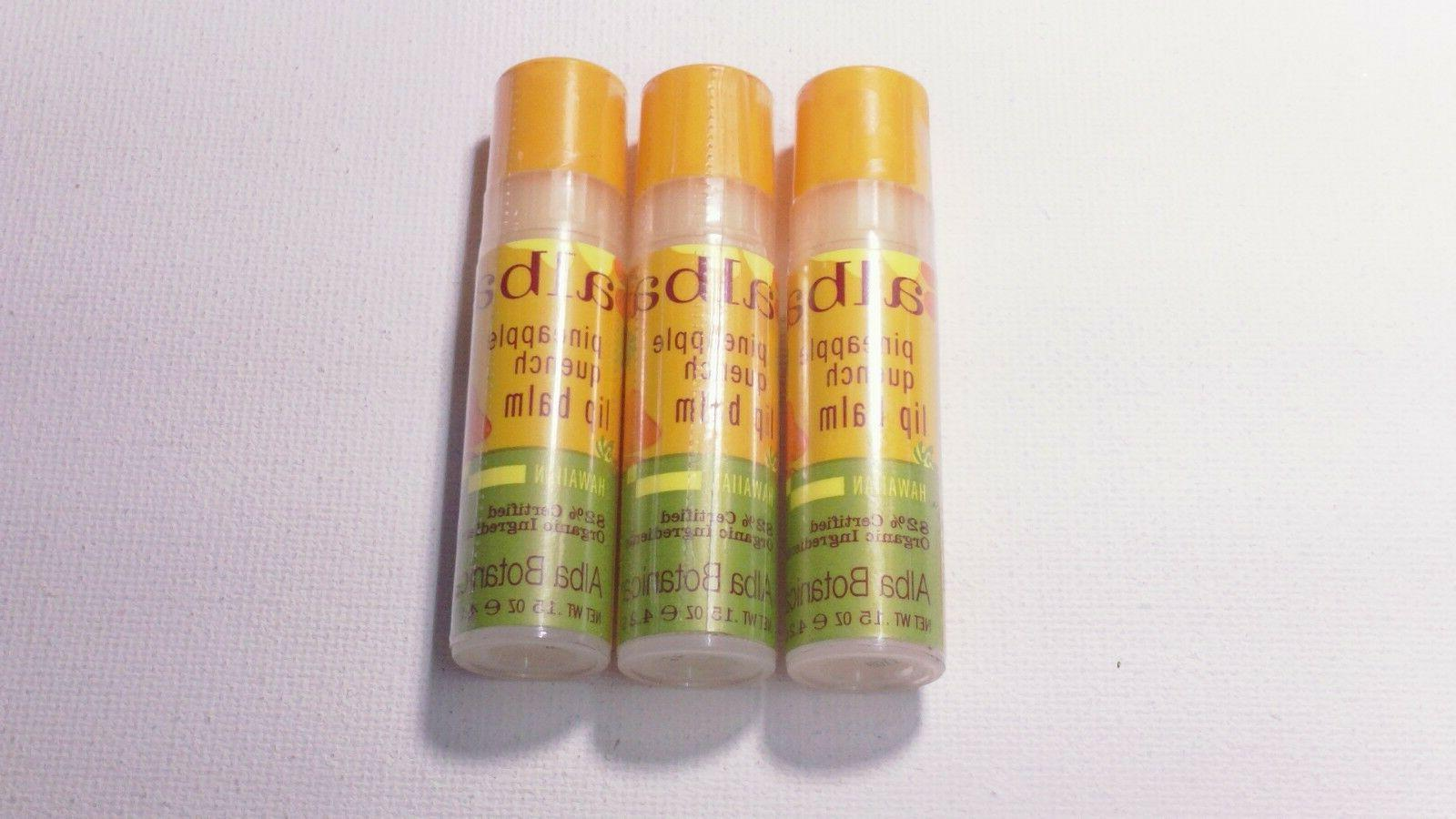 BOTANICA LIP BALM HAWAIIAN sealed