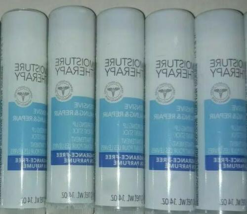 5 moisture therapy lip balm healing repair
