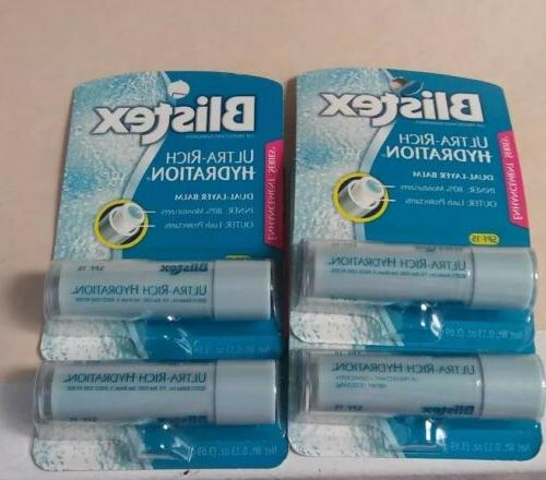 6 Lip hydration SPF 15 oz Each