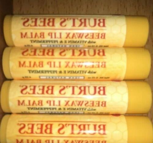 8 burt s bees beeswax lip balm
