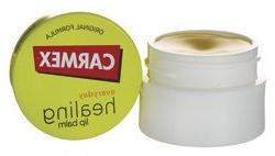 Carmex - Everyday Healing Lip Balm External Analgesic Origin