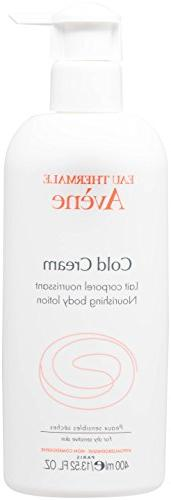 Eau Thermale Avène Cold Cream Nourishing Body Lotion, 13.52
