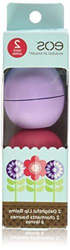 Eos Organic Smooth Sphere Lip Balm Fresh Watermelon- Passion