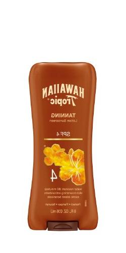 Hawaiian Tropic Sunscreen Protective Dark Tannning Sun Care