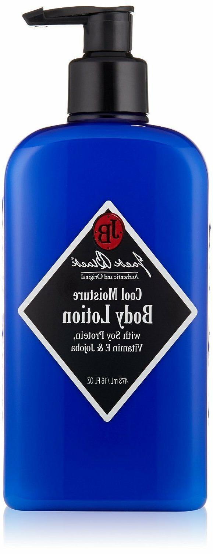 JACK BLACK – Cool Moisture Body Lotion – Nourish Body Sk