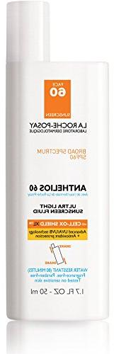 La Roche-Posay Anthelios Ultra Light Sunscreen Fluid SPF 60,
