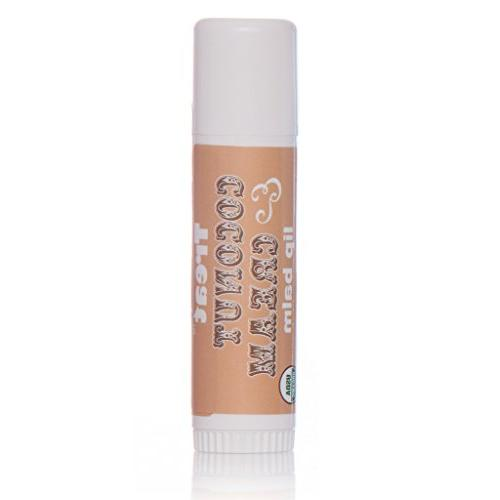 TREAT Jumbo Lip Balm - Coconut Cream, Organic & Cruelty Free