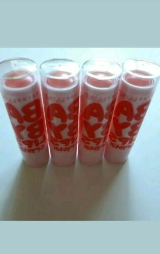 a pack of 4 baby lips lip
