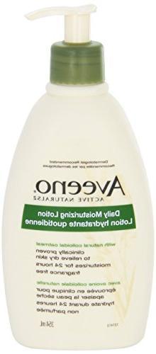 Aveeno Aveeno Active Naturals Daily Moisturizing Lotion Pump