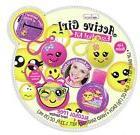 Hot Focus Active Girl Essential Lip Balm Emoji KIT set DRESS