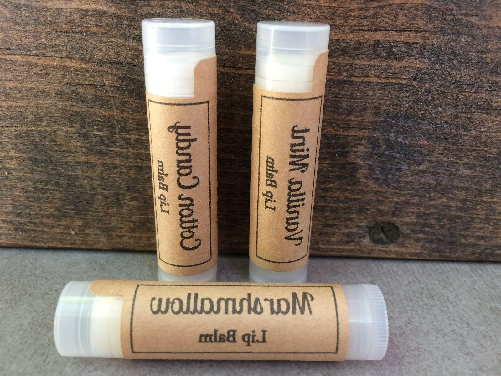 all natural moisturizing lip balm buy3get1free beeswax