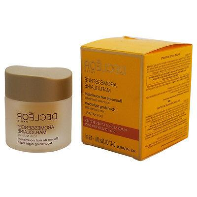 Aromessence Marjolaine Nourishing Night Balm by Decleor for