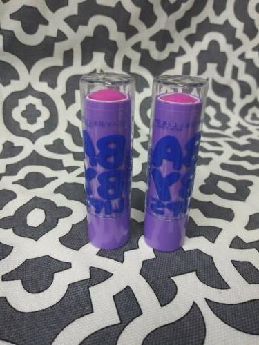 baby lips lot of 2 pink wishes