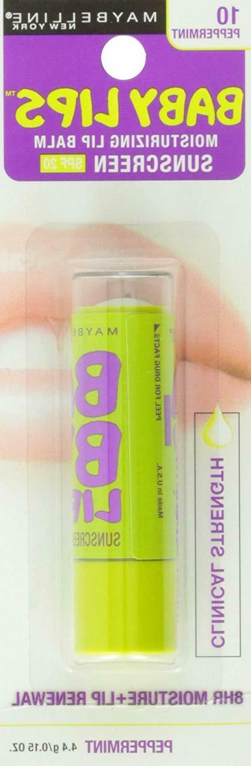 Maybelline Lips Moisturizing Lip Balm Dr. Rescue Choose