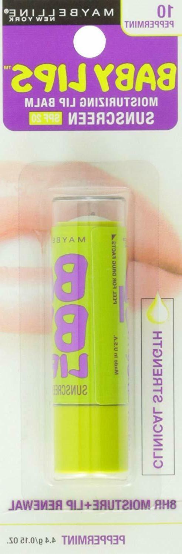 Maybelline Lips Moisturizing Lip Balm Dr. Rescue Choose