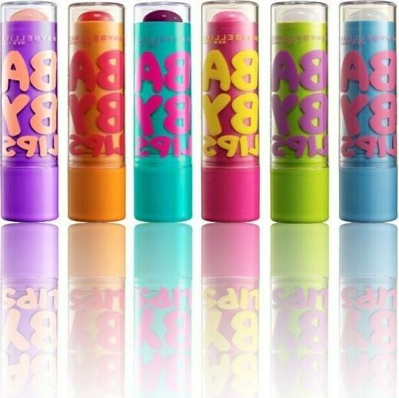 baby lips moisturizing lip balm and dr