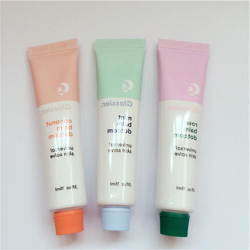 Glossier Balm Dotcom Skin Salve elbows fl oz /