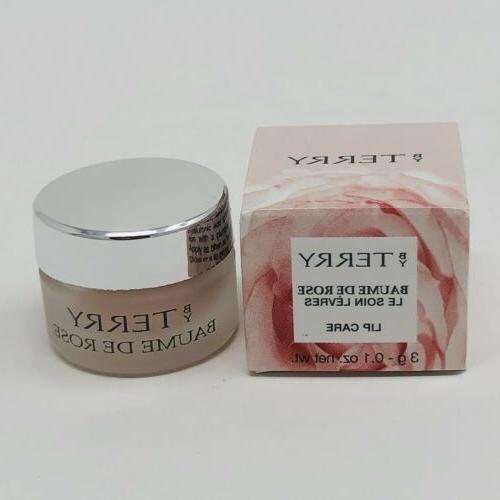 baume de rose lip care sample 0