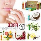 Pure Organic Beeswax Lip Balm Tahitian Vanilla Tropical Coco