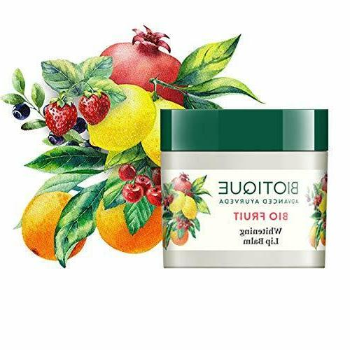 Biotique Bio Fruit Lip Balm Biotique Fruit Whitening Lip 12g