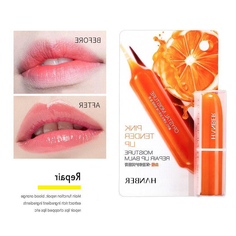 blood orange repair colorless font b lip