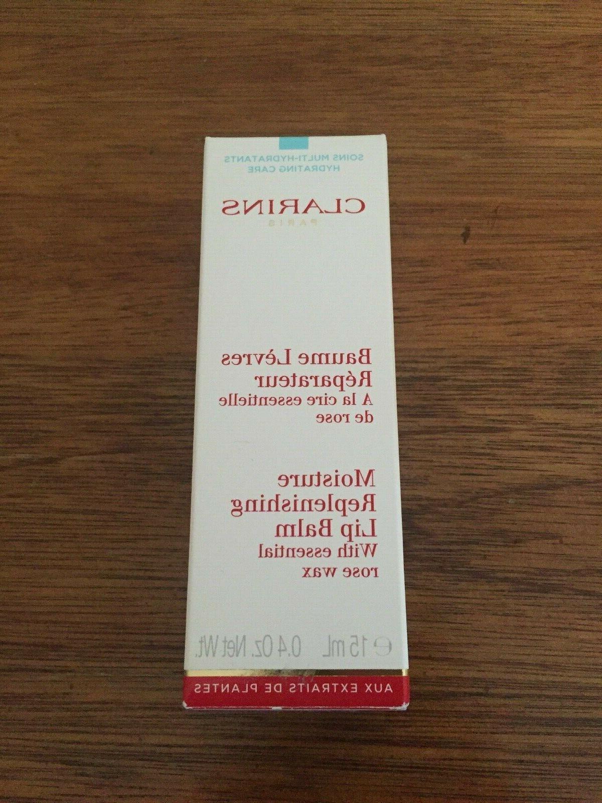 brand new moisture replenishing lip balm full