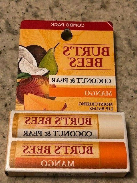 Burt's Balm 0.15 Oz Multiple Flavors. FREE